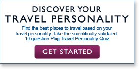 Discover your travel personality